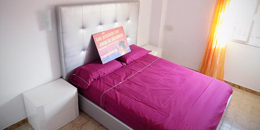 La Tienda 3Bs Kai entrevista ganadora concurso dormitorio montado