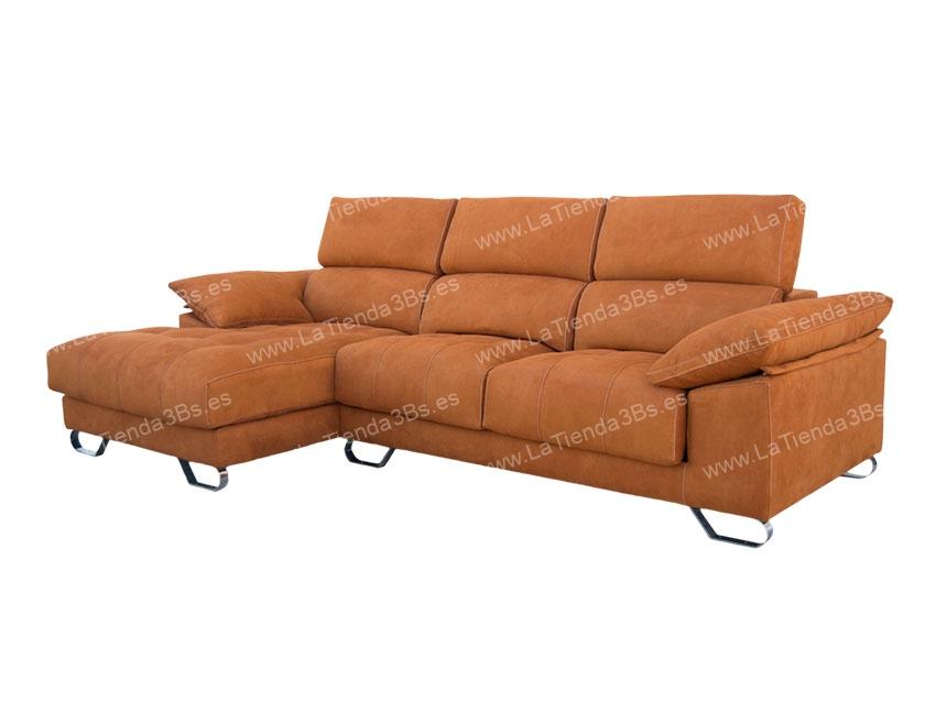 Sofa Chaiselongue Mira Blau LaTienda3Bs